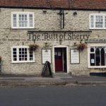 Butt of Sherry