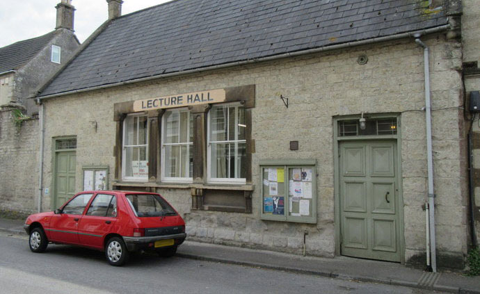 Mere-Lecture-Hall
