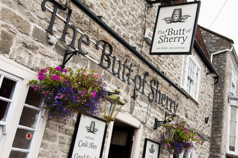 The Butt of Sherry pub