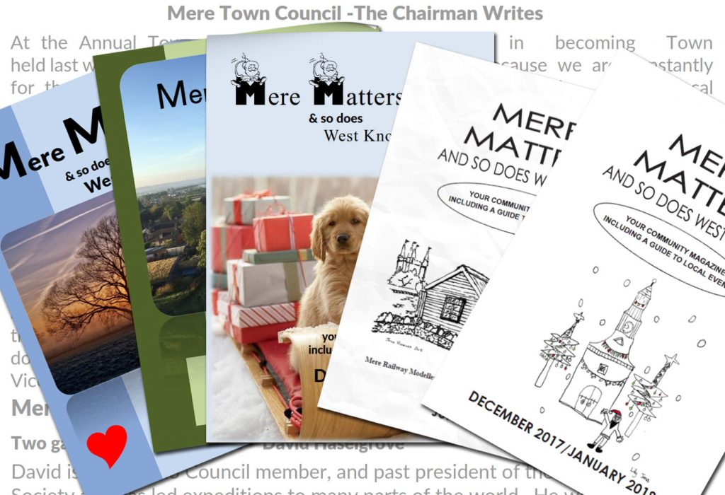 Mere Matters Archive image. Click below