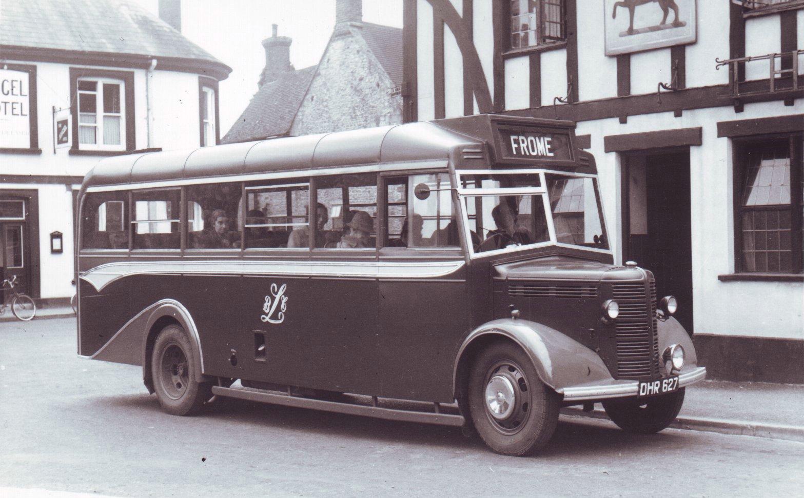 Bus servive